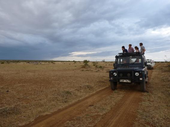 Scholars on Safari