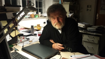 Kjeld Hansen, investigative journalist and author, Denmark