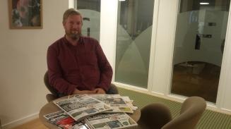 Søren Andersen, Press Officer, Danish Agriculture & Food Council