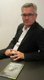 Ulrik Haagerup, Executive Director of News, DR Beyn, Denmark