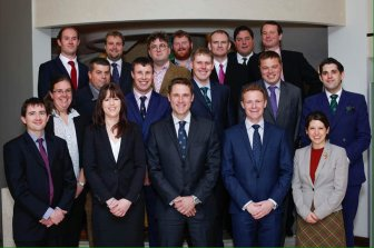 My year group - the UK's crop of 2016 Nuffield Scholars