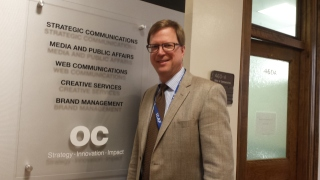 Brian Mabry, Deputy Director, Office of Public Affairs and Consumer Education, USDA in Washington DC