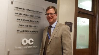 Brian Mabry, Deputy Director, Office of Public Affairs and Consumer Education, USDA in Washington DC