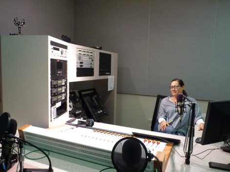 Investigative journalist, broadcaster and foodie podcaster Monica Eng in Chicago
