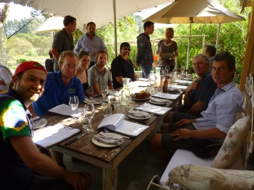 GFP dinner, South Africa