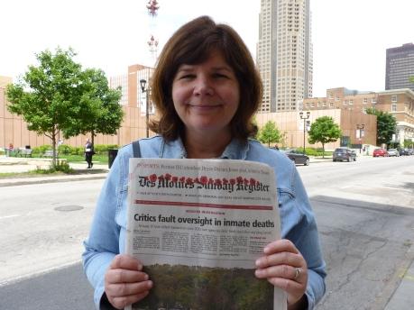 Donelle Eller, Reporter, Des Moines Register