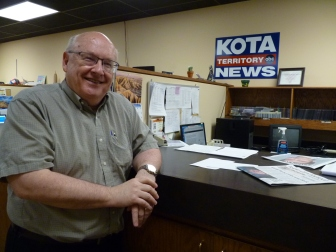 John Pieterson, News Director, KOTA TV in Rapid City, South Dakota