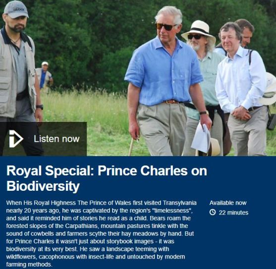 On Your Farm: HRH Special (Produced by Anna Jones)