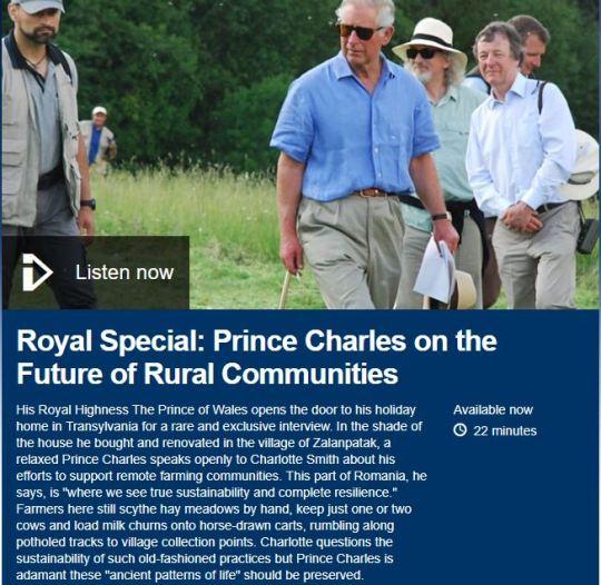 Rural Communities HRH (Produced by Anna Jones)