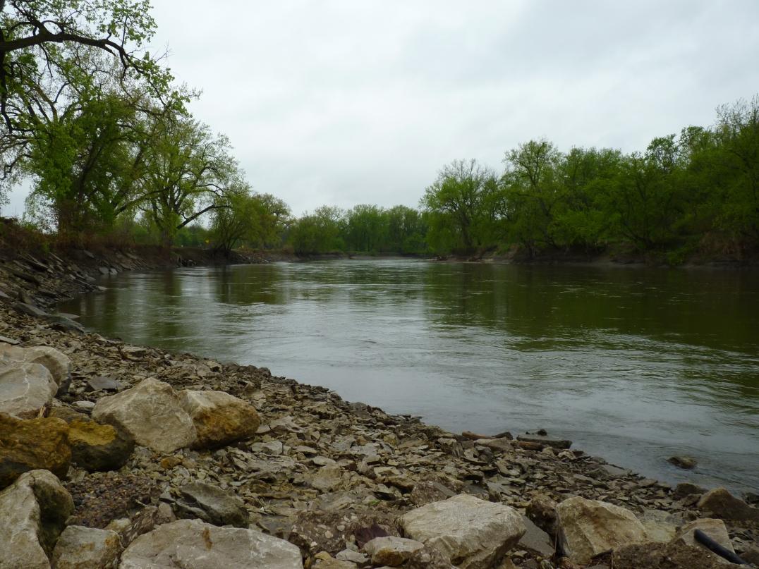 Raccoon River, Des Moines
